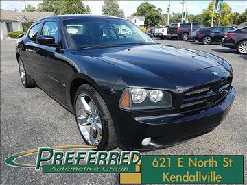 2010 Dodge Charger for sale at Preferred Auto Kendallville in Kendallville IN