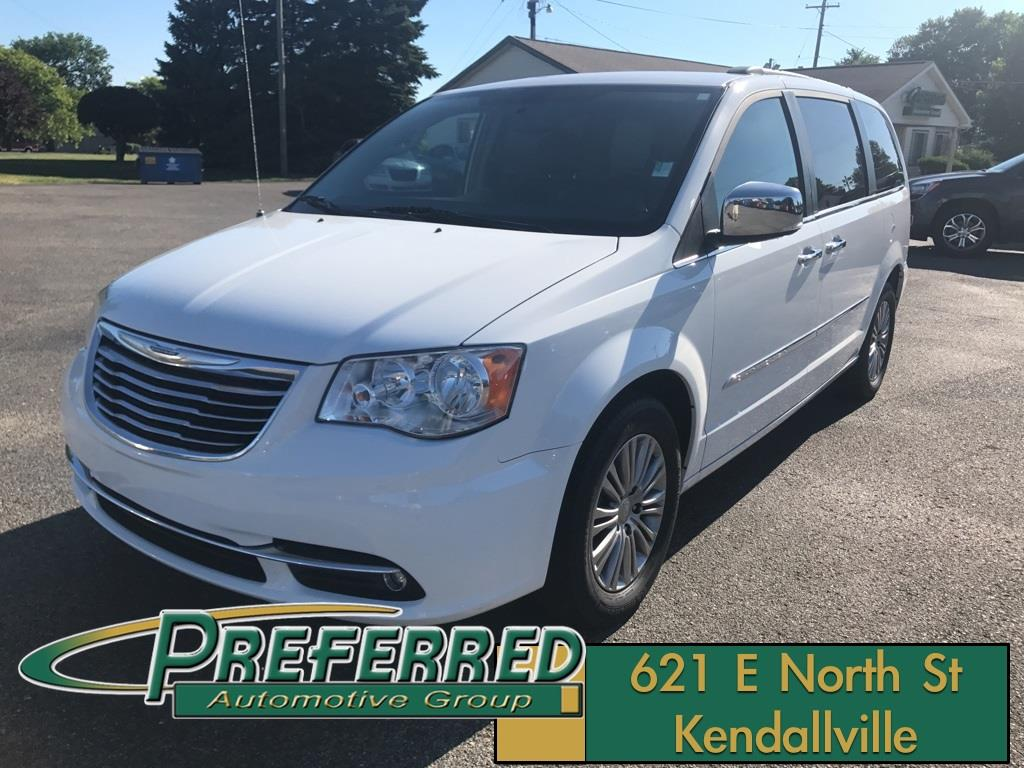 2014 Chrysler Town and Country for sale at Preferred Auto Kendallville in Kendallville IN