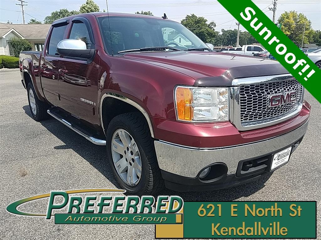 2008 GMC Sierra 1500 for sale at Preferred Auto Kendallville in Kendallville IN
