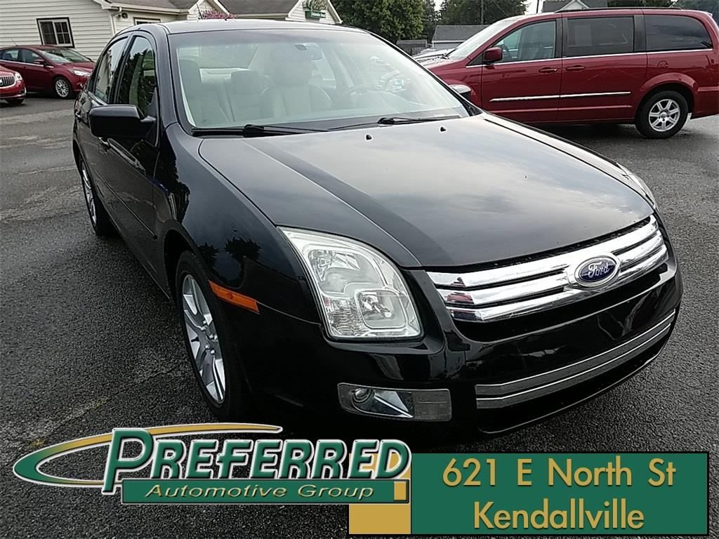 2009 Ford Fusion for sale at Preferred Auto Kendallville in Kendallville IN
