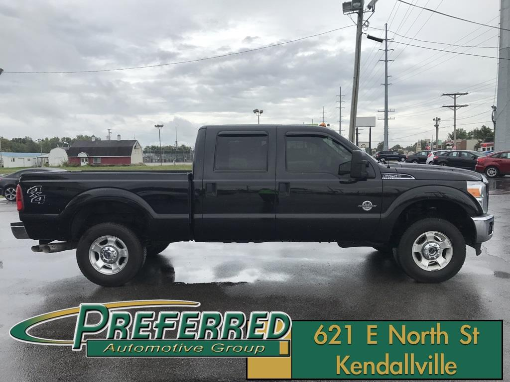 2014 Ford F-250 Super Duty for sale at Preferred Auto Kendallville in Kendallville IN