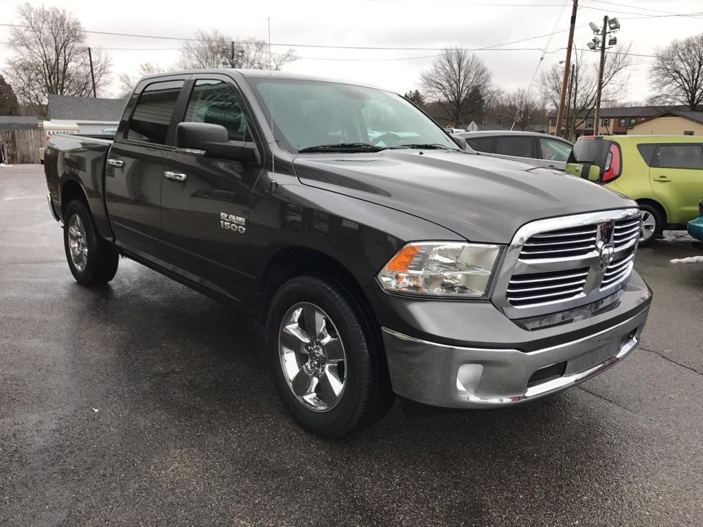 2015 RAM Ram Pickup 1500 4x4 Big Horn 4dr Crew Cab 5.5 ft. SB Pickup - Kendallville IN