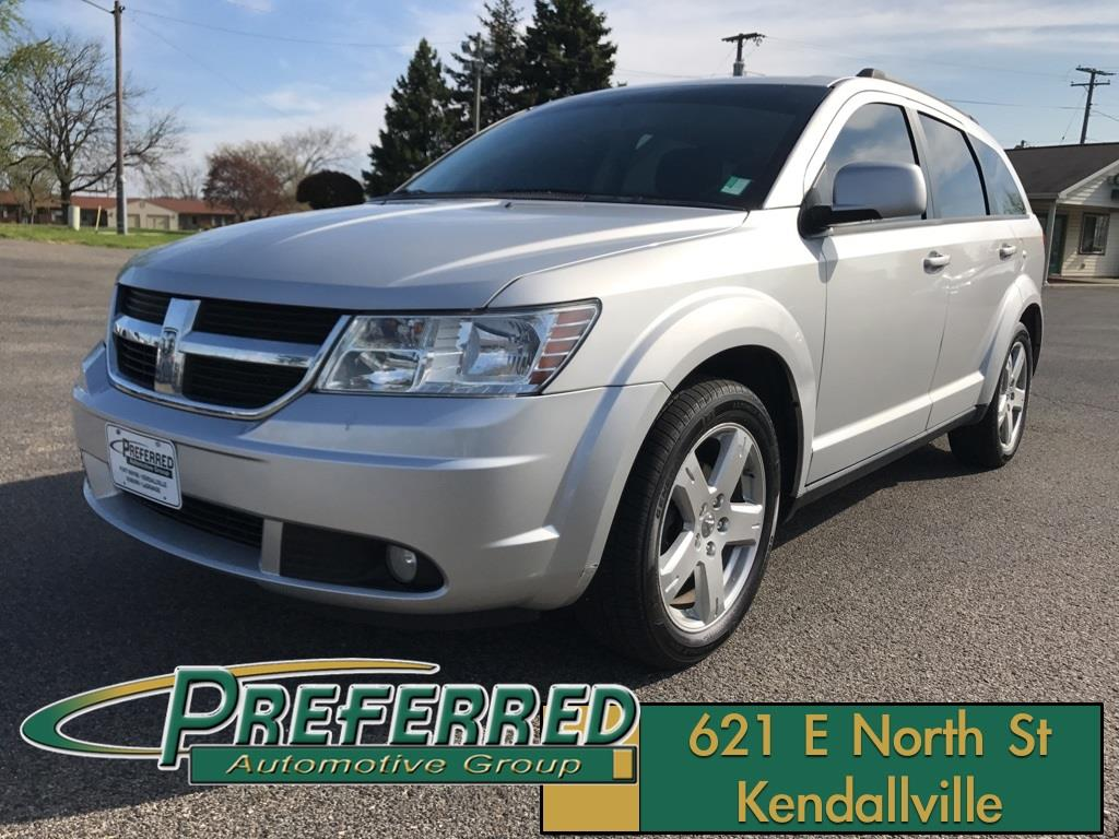 2010 Dodge Journey AWD SXT 4dr SUV - Kendallville IN