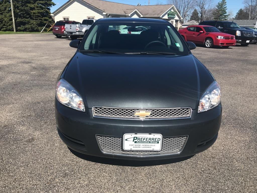 2014 Chevrolet Impala Limited for sale at Preferred Auto Kendallville in Kendallville IN