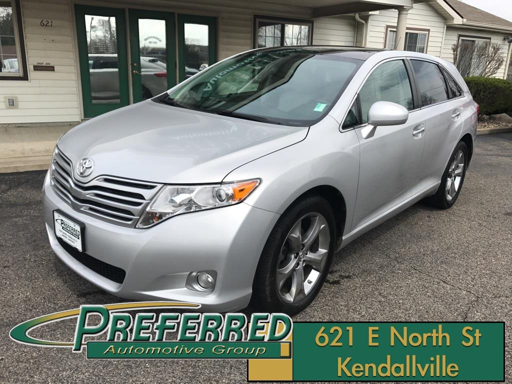 2010 Toyota Venza for sale at Preferred Auto Kendallville in Kendallville IN