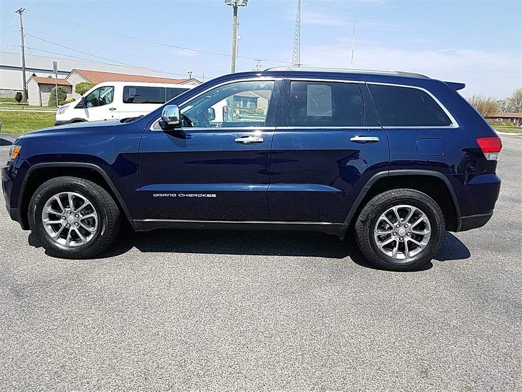2014 Jeep Grand Cherokee 4x4 Limited 4dr SUV - Kendallville IN