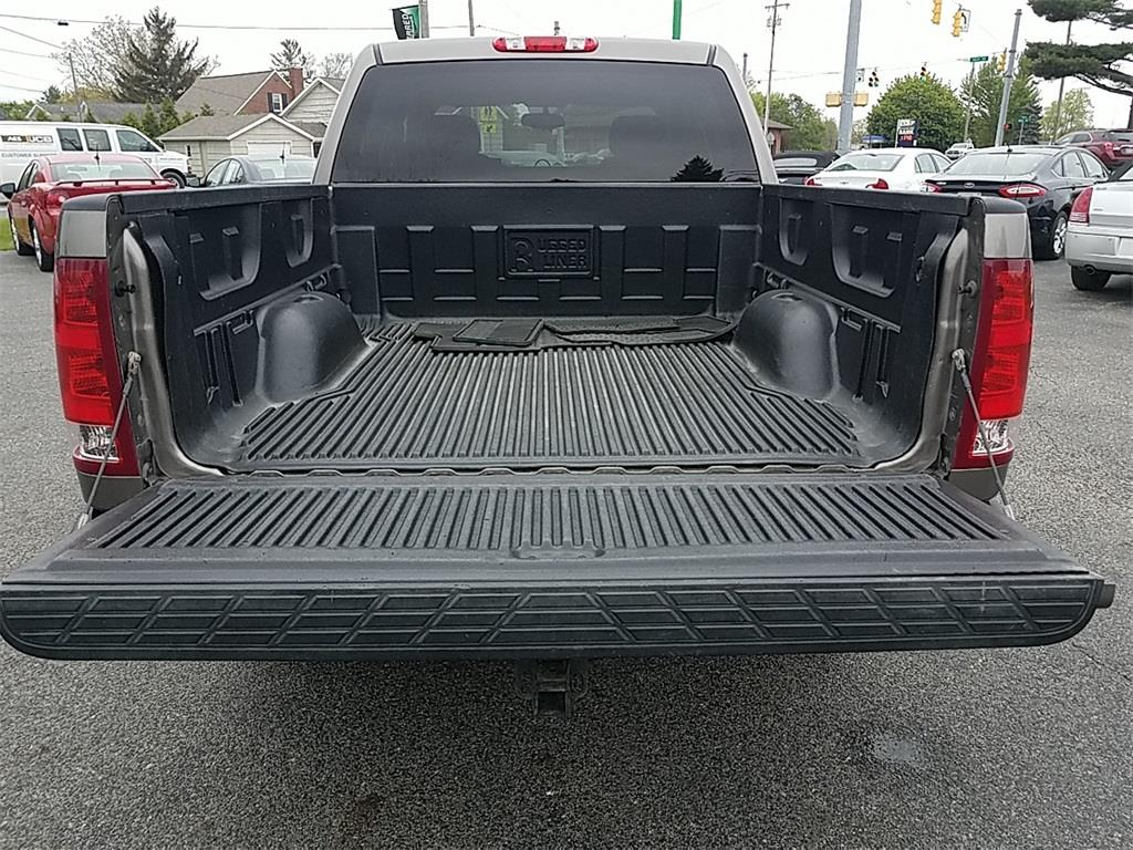 2012 GMC Sierra 1500 4x4 SLE 4dr Crew Cab 5.8 ft. SB - Kendallville IN
