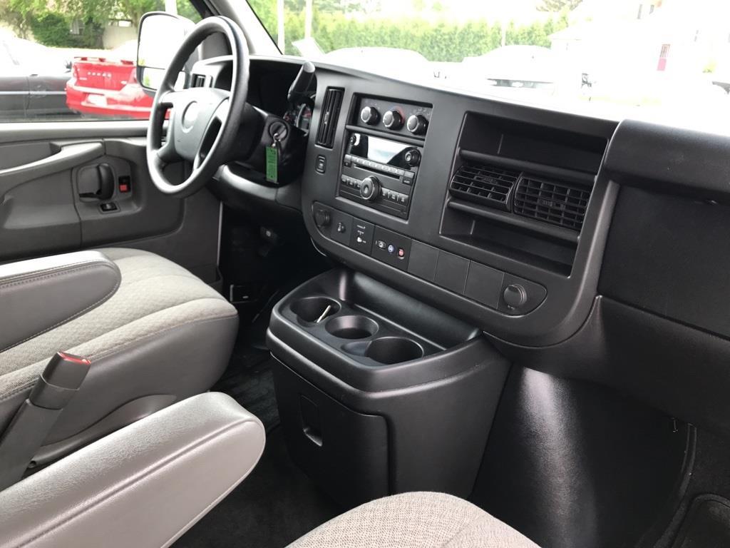 2014 Chevrolet Express Passenger LT 3500 3dr Extended Passenger Van w/1LT - Kendallville IN