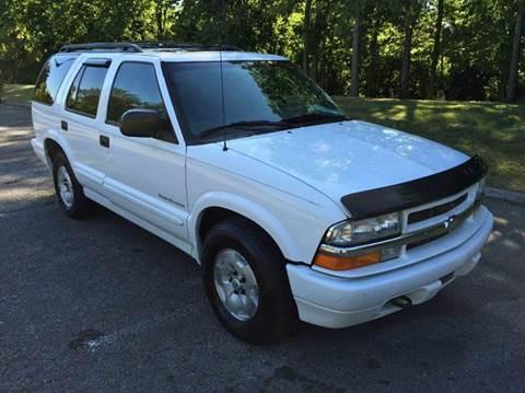 2001 Chevrolet Blazer for sale in Lexington, KY