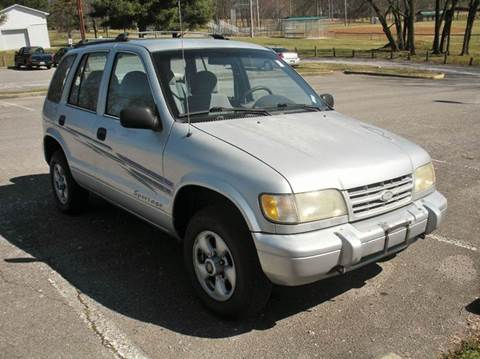Royal Motors Lexington Ky Of 1997 Kia Sportage For Sale