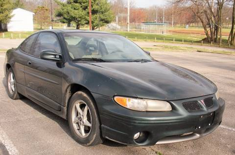 1999 pontiac grand prix for sale for Royal motors lexington ky