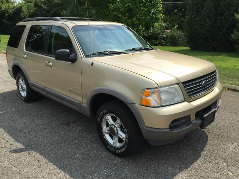 2002 ford explorer xlt 4dr 4wd suv in lexington ky royal for Royal motors lexington ky
