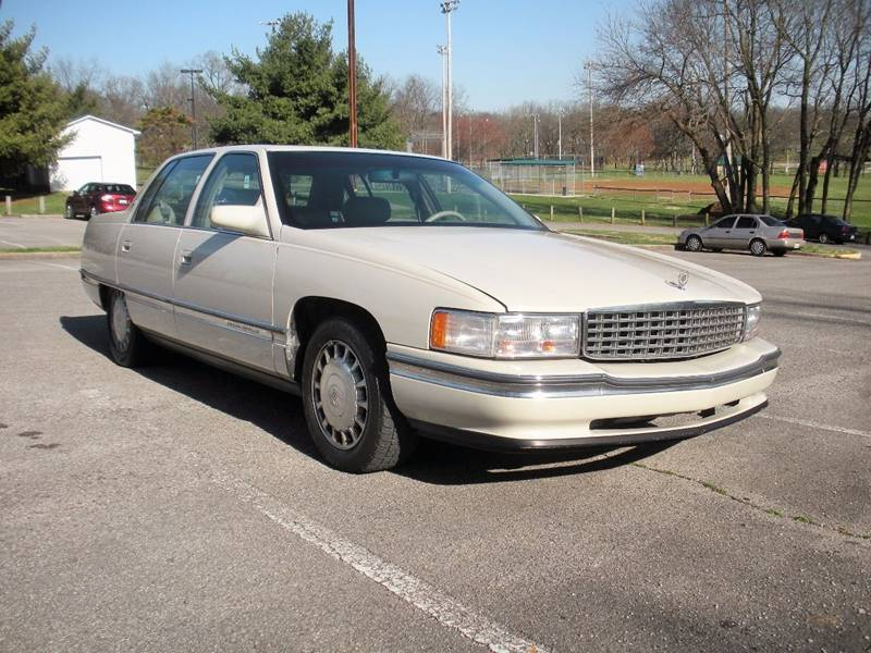 1996 cadillac deville 4dr sedan in lexington ky royal for Royal motors lexington ky