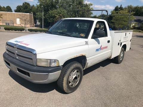 2001 Dodge Ram Chassis 2500 for sale in Lexington, KY