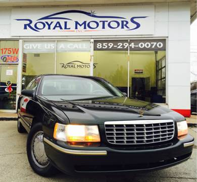 Classic cars for sale in lexington ky for Royal motors lexington ky