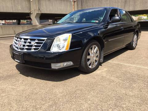 2008 Cadillac DTS for sale in New Kensington, PA