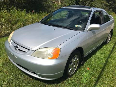 2001 Honda Civic for sale in New Kensington, PA