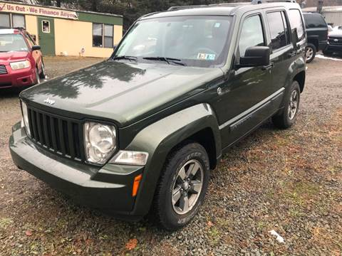 2008 Jeep Liberty for sale in New Kensington, PA