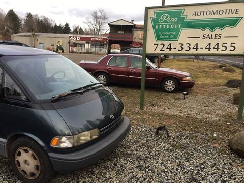 1993 Toyota Previa for sale in New Kensington, PA