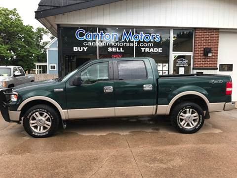 2007 Ford F-150 for sale in Canton, SD