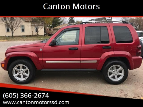 2006 Jeep Liberty for sale in Canton, SD