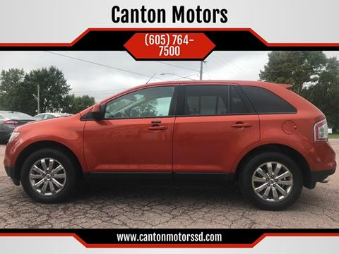 2007 Ford Edge for sale in Canton, SD