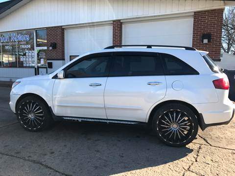 2007 Acura MDX for sale in Canton, SD