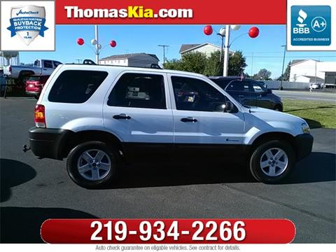 2006 Ford Escape Hybrid for sale in Highland, IN