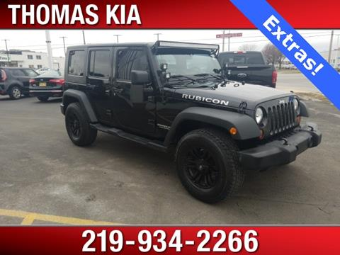 2010 Jeep Wrangler Unlimited for sale in Highland, IN