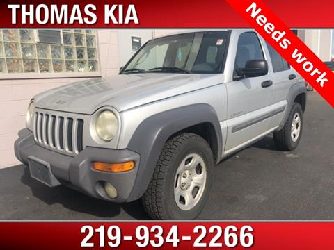 2002 Jeep Liberty for sale in Highland, IN