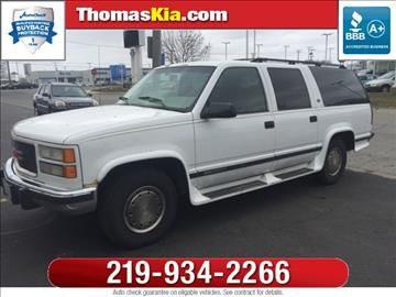 1994 GMC Suburban for sale in Highland, IN