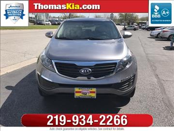 2012 Kia Sportage for sale in Highland, IN