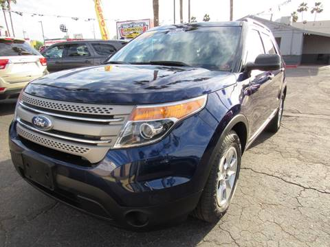 2011 Ford Explorer For Sale >> Used Ford Explorer For Sale In Vernon Tx Carsforsale Com