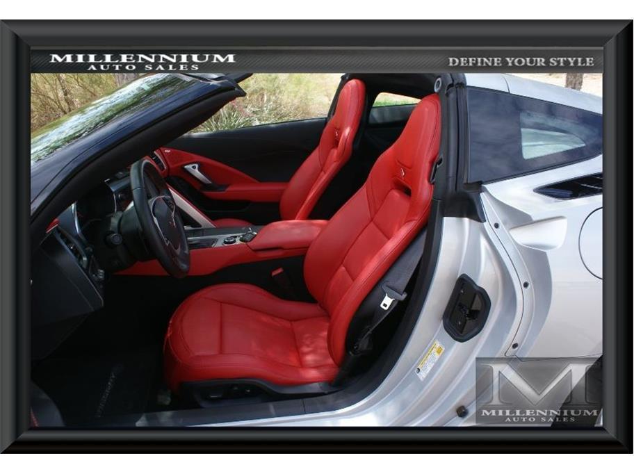 2014 Chevrolet Corvette Stingray Z51 2dr Coupe w/3LT - Mesa AZ