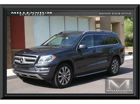 2013 Mercedes-Benz GL-Class for sale in Mesa, AZ