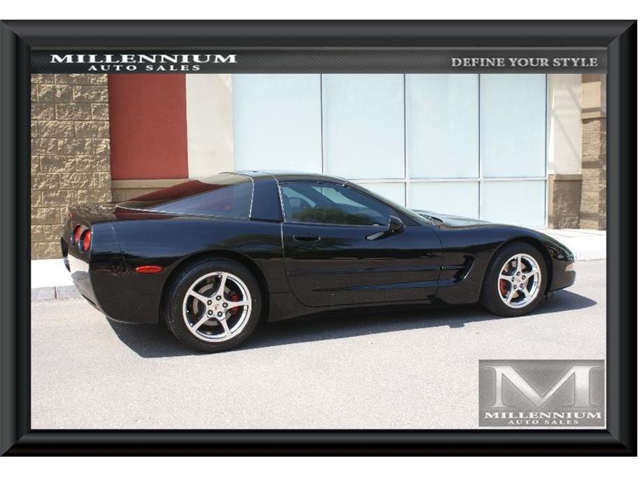 2004 Chevrolet Corvette 2dr Coupe - Mesa AZ