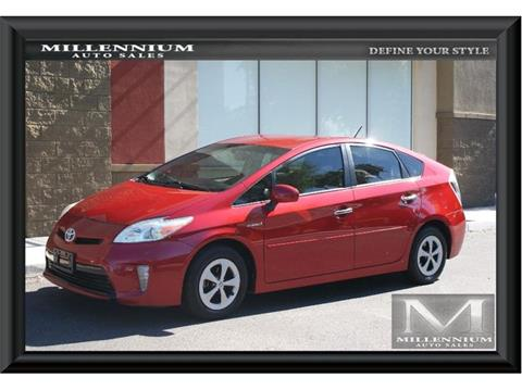 2012 Toyota Prius for sale in Mesa AZ