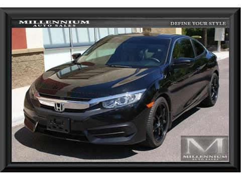 2016 Honda Civic for sale in Mesa AZ