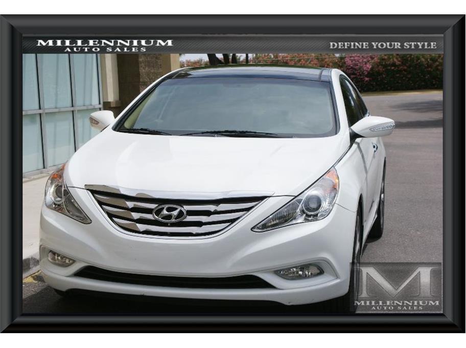 2013 Hyundai Sonata Limited 2.0T 4dr Sedan - Mesa AZ