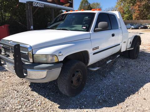 2001 Dodge Ram Pickup 3500 for sale in Springdale, AR