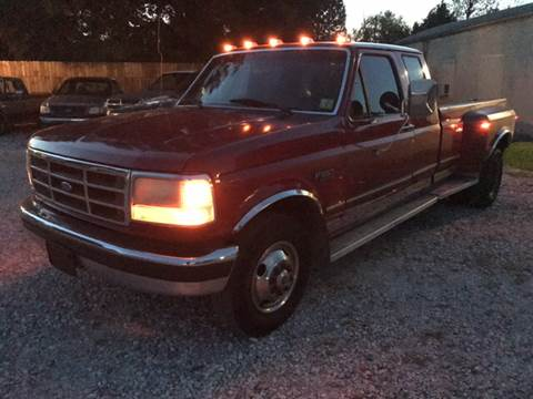 1995 Ford F-350 for sale in Springdale, AR
