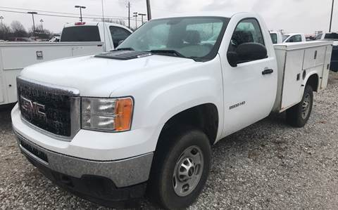 2013 GMC Sierra 2500HD for sale in Springdale, AR