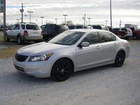 2008 Honda Accord for sale in Springdale, AR
