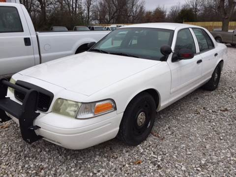 2005 Ford Crown Victoria for sale in Springdale, AR