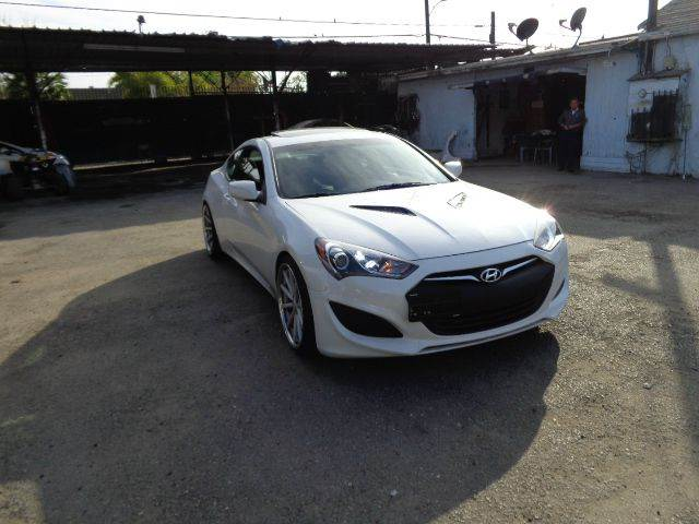 2013 Hyundai Genesis Coupe for sale at N c Auto Sales in Los Angeles CA