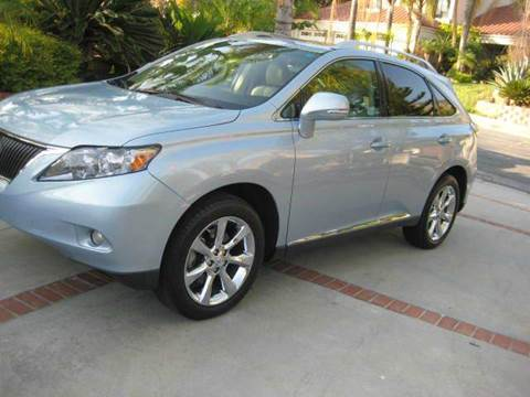 2010 Lexus RX 350 for sale at N c Auto Sales in Los Angeles CA