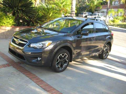 2013 Subaru XV Crosstrek for sale at N c Auto Sales in Los Angeles CA