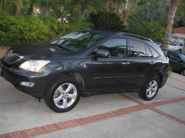 2008 Lexus RX 350 for sale at N c Auto Sales in Los Angeles CA