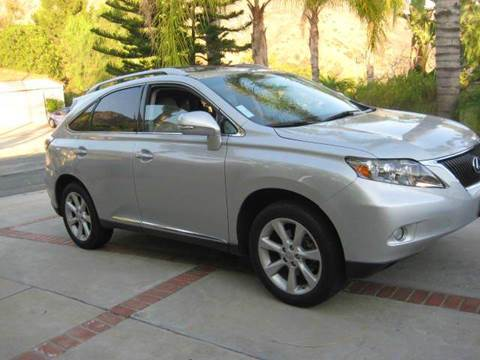 2011 Lexus RX 350 for sale at N c Auto Sales in Los Angeles CA