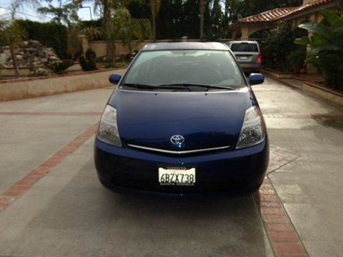 2008 Toyota Prius for sale at N c Auto Sales in Los Angeles CA